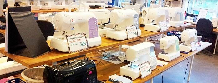 rødovre symaskiner